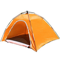 Quick Setup 2 Person Auto-system Camping Tent