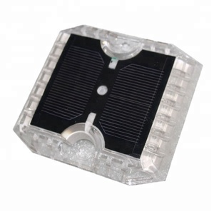 Commercial High Grade IP68 Reflective Traffic Solar Led Road Marking Studs