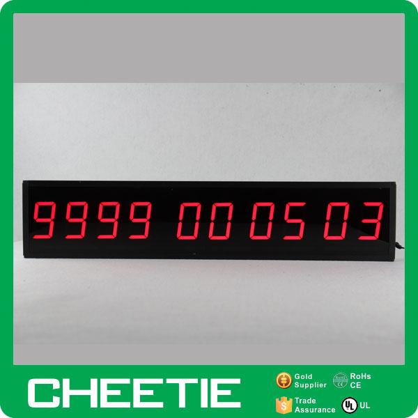 Große Outdoor Rennen Timer Led Countdown-uhr Elektronische Digitale Stoppuhr Sport-timer Nett ganxin