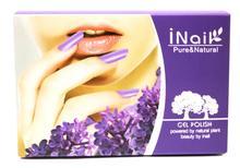Free shipping 6pcs Inail Lavender Aroma UV Gel polish 15ml 78 colors