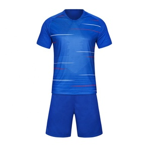 2019 most professional Wholesale new model football wear soccer men's t shirt