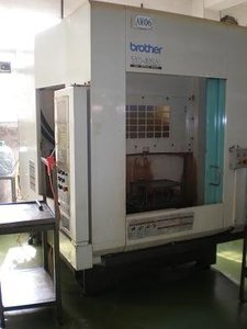 Used Brother CNC drill & tapping machine center (Sold)