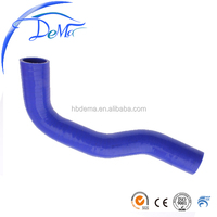 Blue color flexible silicone coolant hose used truck accessories