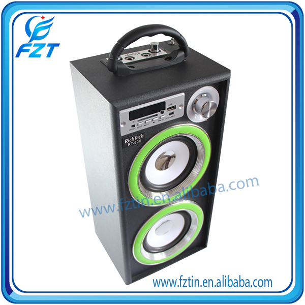 Wholesale price enjoy music mini speaker boombox UK-55 bluetooth speaker with great price