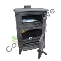 High Efficiency Cast Iron Wood Burning Stoves