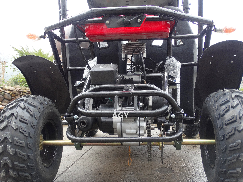 AGY automatico off road 200cc da corsa go kart