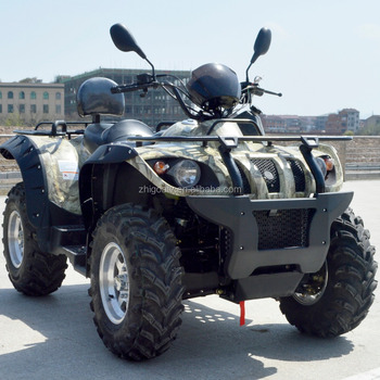 500cc 4 Wheel Drive Strong Power Chinese ATV for Adults