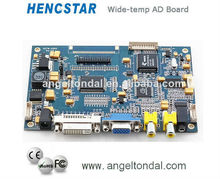 LED LCD Controller board, Programed Circuit ad Board, lcd control cards