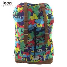 Sports strong laptop backpack with shoes compartment