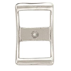 Weaver Leather #Z210 Conway Buckle (Nickel Plated)