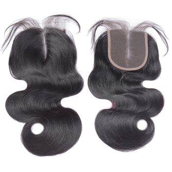 Cheap brazilian virgin human hair lace closure,brazilian top closure human hair piece,body wave brazilian hair bundles closure