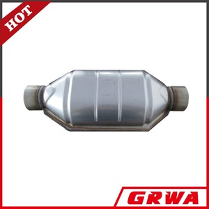 GRWA Universal metal ceramic catalytic converter for Automobile