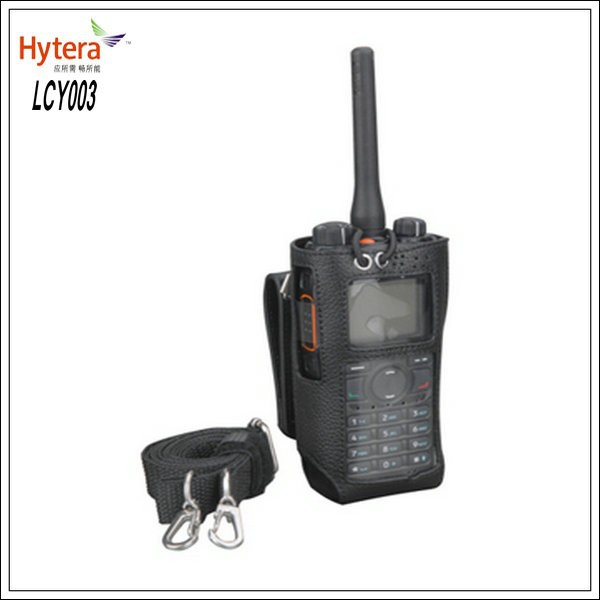 PT-580 PT580H PD700 PD780 hytera dmr two way radio carry coat (thin electric) (leather) (rotating)LCY003
