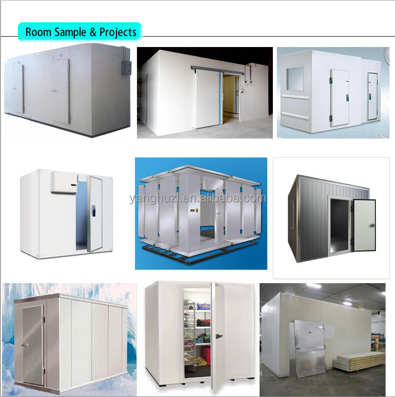 Easy To Install Prefab Cold Storage