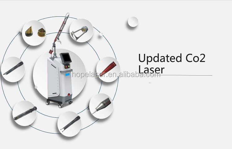 MB TOP Quality fractional co2 laser equipment 40w co2 medical laser for beauty clinic use