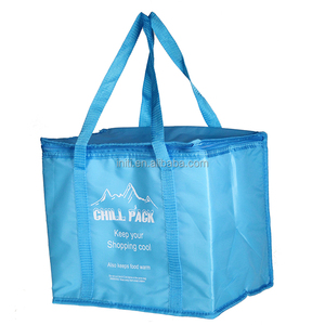 Hot selling six pack non woven insulated lunch cooler bag