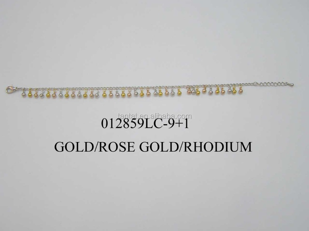 Factory Directly Sale Good Quality Cheap Price Unique Body Jewelry New Design Anklet