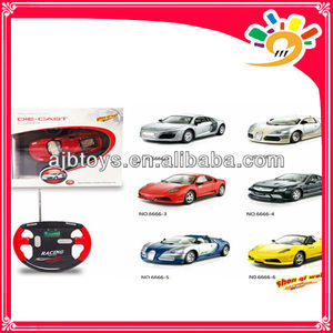 Shen Qi Wei 6666 Mini Metal Rc Car 1:43 scale 5CH rc car alloy rc car