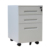 Office furniture 3 drawer mobile device steel filing cabinet
