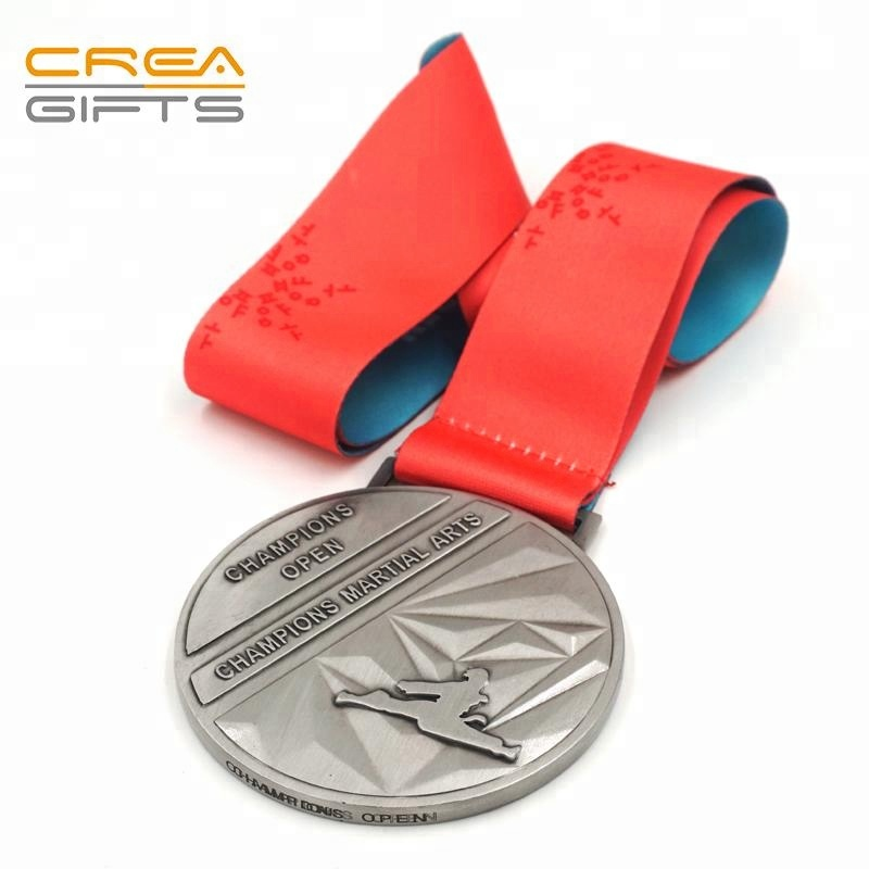 Hot Sale High Quality Custom Design Zinc Alloy Sports Medal Schools Awards For Students