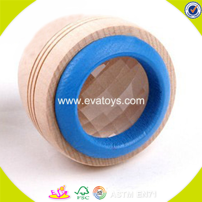 wholesale popular kids wooden kaleidoscope high quality children wooden kaleidoscope W01A119