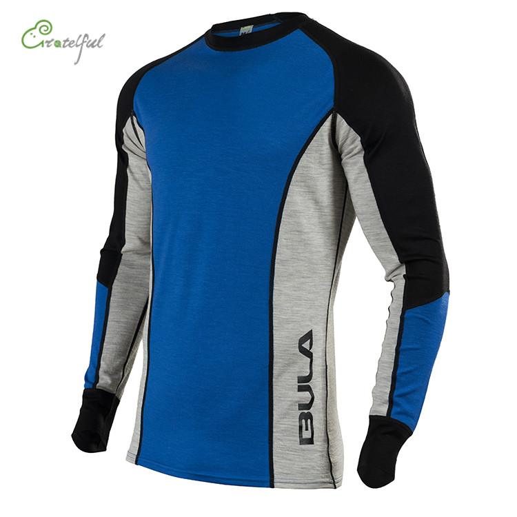 Wholesale blank gym casual dri fit dress shirt long sleeve t shirt for men