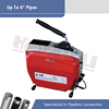 HONGLI D-150 drain cleaning machines for sale