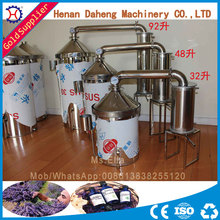 flower essential oil fluid extractor oil extraction machine