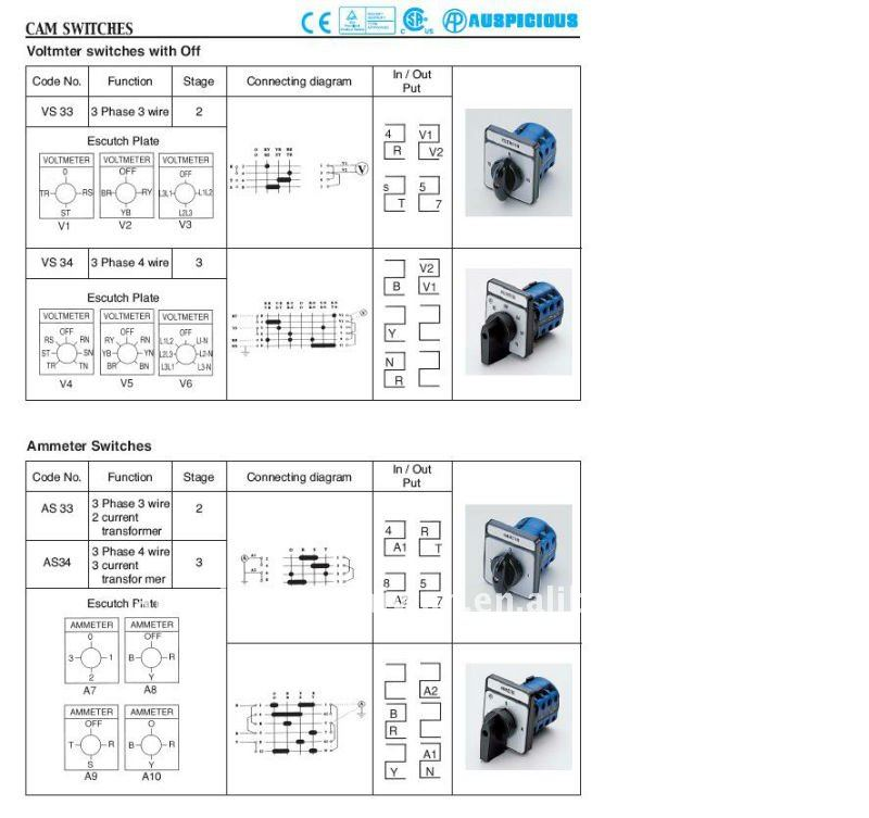 32 3 Position Selector Switch Wiring Diagram