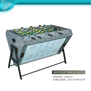 Multi Function Game Table Soccer Table Pool Table Air Hockey