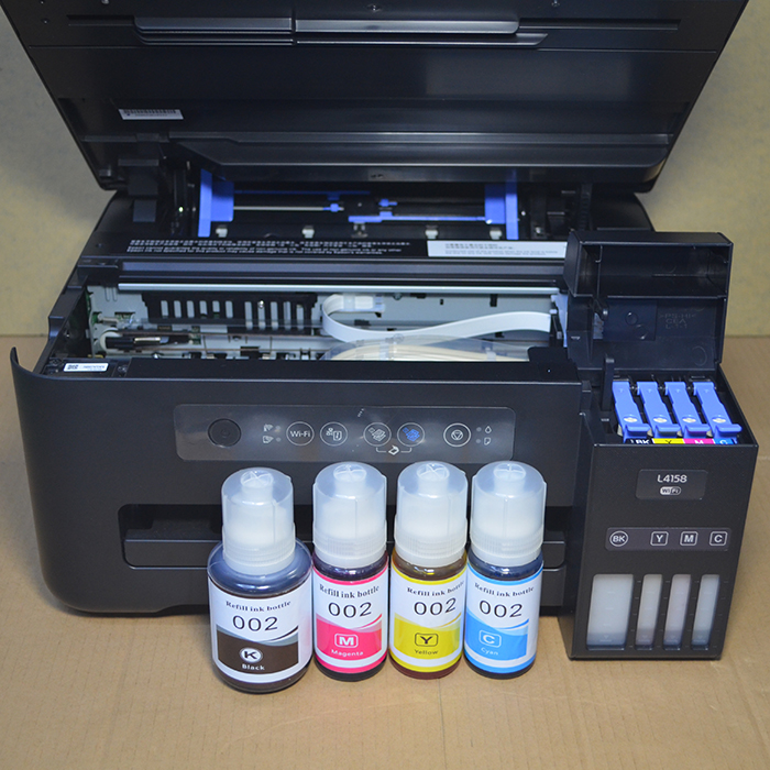Epson L3110 Ink Refill Video