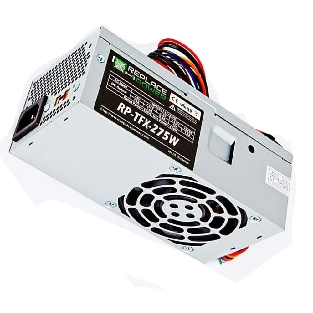 Replace Power Supply for Bestec FLX-250F1-K TFX SFF Upgrade 275w Watt