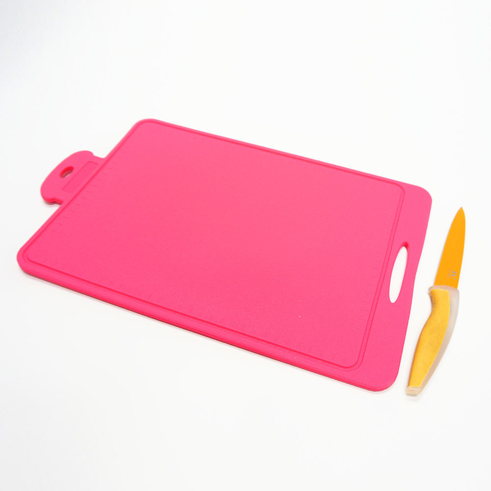 Standard Custom Flexible Silicone Cutting Board for Vegetable