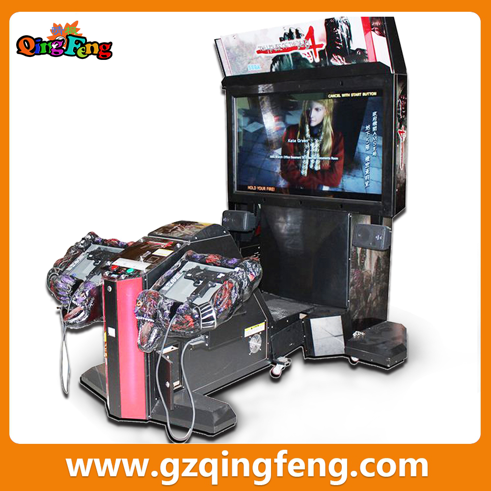 Time Crisis 4 Shooting Machine Guangzhou Qingfeng Electronics Co