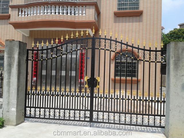 casa de la puerta diseos puerta de hierro para el hogar vila parque