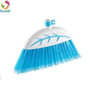 Soft cleaning sweeping broom and dustpan set
