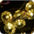 Remote Controlled Diamond LED String Lights