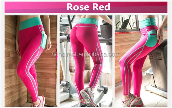 afdde080c69 ... Sexy Women Sport Gym Leggings Yoga Jogging