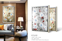 Decoration Artwork with Mixed Media Painting For Wall Decor