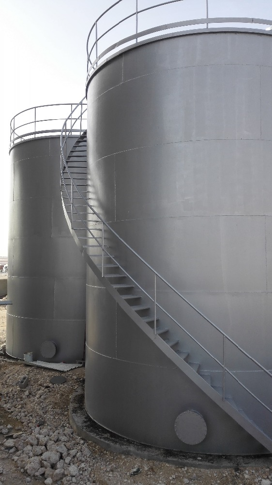 Carbon and stainless welding Storage Tank