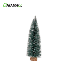 Alibaba Express Snowing Mini Artificial Christmas Tree with Stand