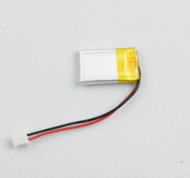 High quality rechargeable small lithium polymer GEB451524 3.7v 120mah lipo battery