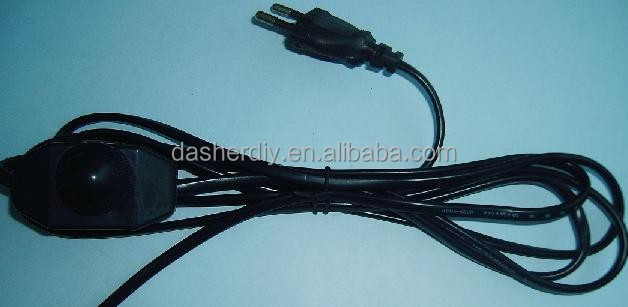 Custom Service Of Over Mold for Power Cord and Plug Make