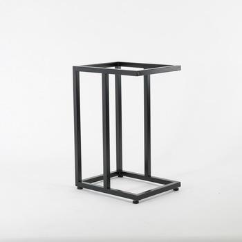 Factory Modern 200mm Metal Sofa Leg Metal Black C Table Leg Base For Sofa  Side Table   Buy C Table Leg,200mm Metal Sofa Leg,Base For Sofa Side Table  ...
