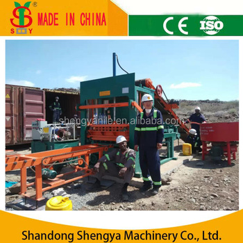 2015 Hot Sale Qt5-20 Chinese Cement Block Making Machine,Price ...