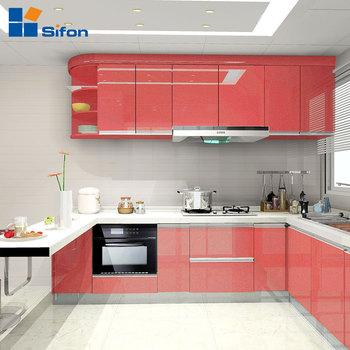 Auland decorative kitchen wall panels acm aluminum composite ...