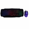 USB Gaming keyboard and mouse combo , Led keyboard mouse, -- KMC-316