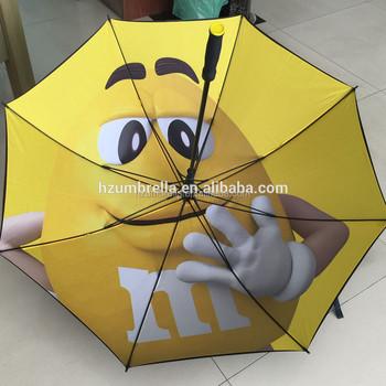 Düz Renk Golf şemsiyerüzgar Geçirmez Golf şemsiye Toptangüneş Ve