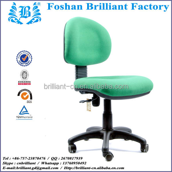 white manager ergonomic children hair washing machine to make chair Typist Chair Series