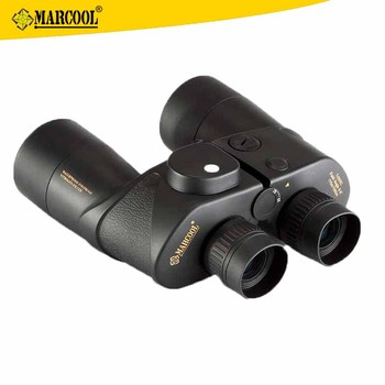 High quality 7x50mm Military Compass Binoculars with range finder